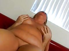 Chubby whore sucking and fucking
