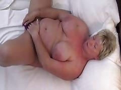 Horny mature BBW wife loves fucking part2