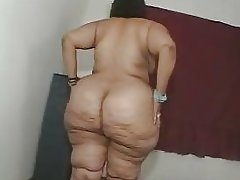 Huge Ass Latin BBW  Get's Fucked