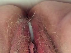Hott BBW wife talks dirty and gets creampie